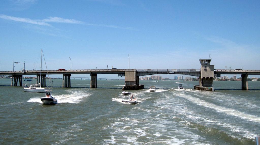 Sarasota Bay Bridge to Longboat Key
