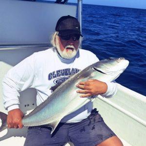 man on longboat key fishing charter
