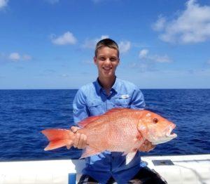 red snapper fishing bradenton beach